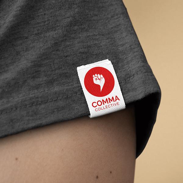 Logo Comma Collective