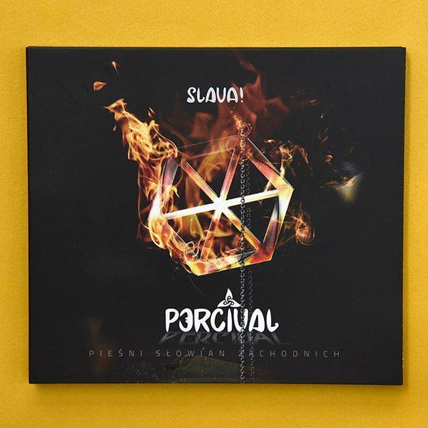 Okładka płyty Slava III Percival